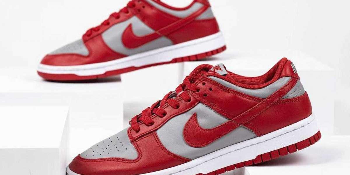 "Latest Nike Dunk Low ""UNLV"" Sportswear Coming January 2021"